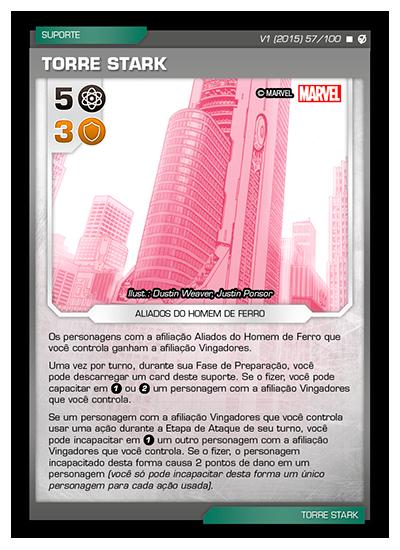 Battle Scenes BSIV 057 Torre Stark - Raro
