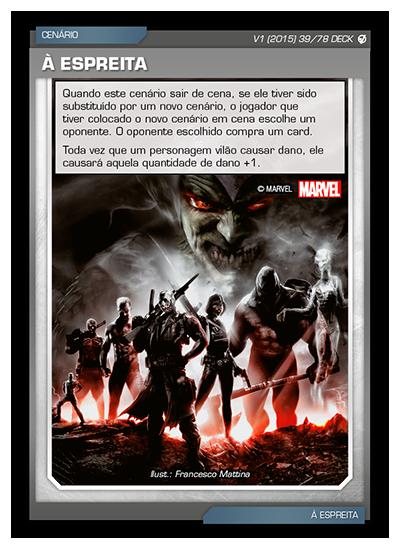 Battle Scenes BSIV DECK 039 À Espreita - foil