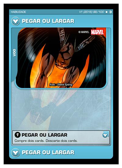 Battle Scenes BSGC 099 Pegar ou Largar - Comum