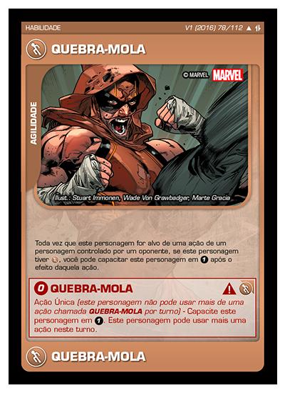 Battle Scenes BSAQ 078 Quebra-Mola - Incomum