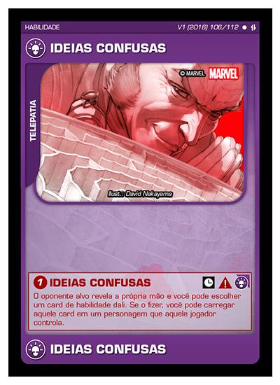 Battle Scenes BSAQ 106 Ideias Confusas - Comum
