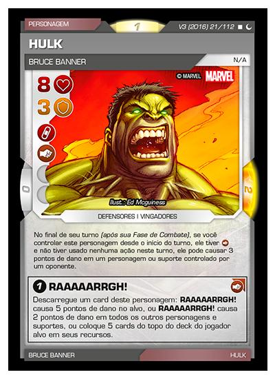 Battle Scenes BSDS 021 Hulk - Raro