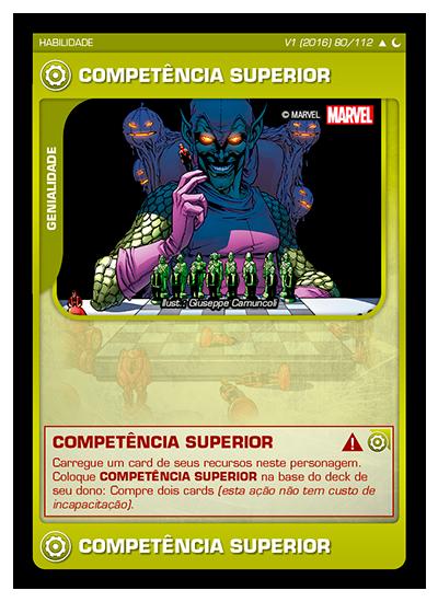 Battle Scenes BSDS 080 Competência Superior - Incomum