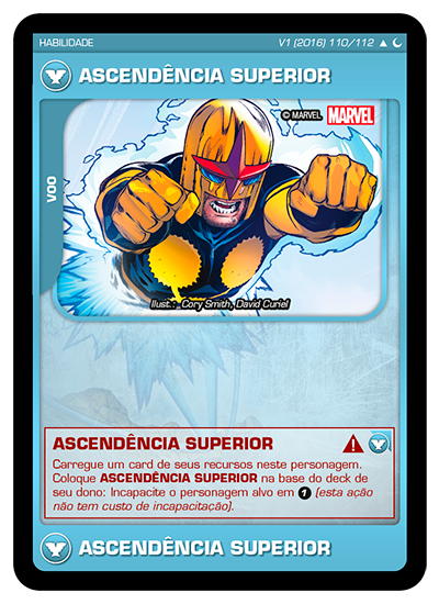 Battle Scenes BSDS 110 Ascendência Superior - Incomum