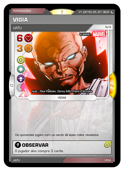 Battle Scenes BSDS DECK 025 Vigia